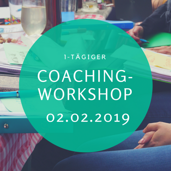 1-tägiger Coaching-Workshop Februar