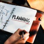 berufliche Veränderung Plan