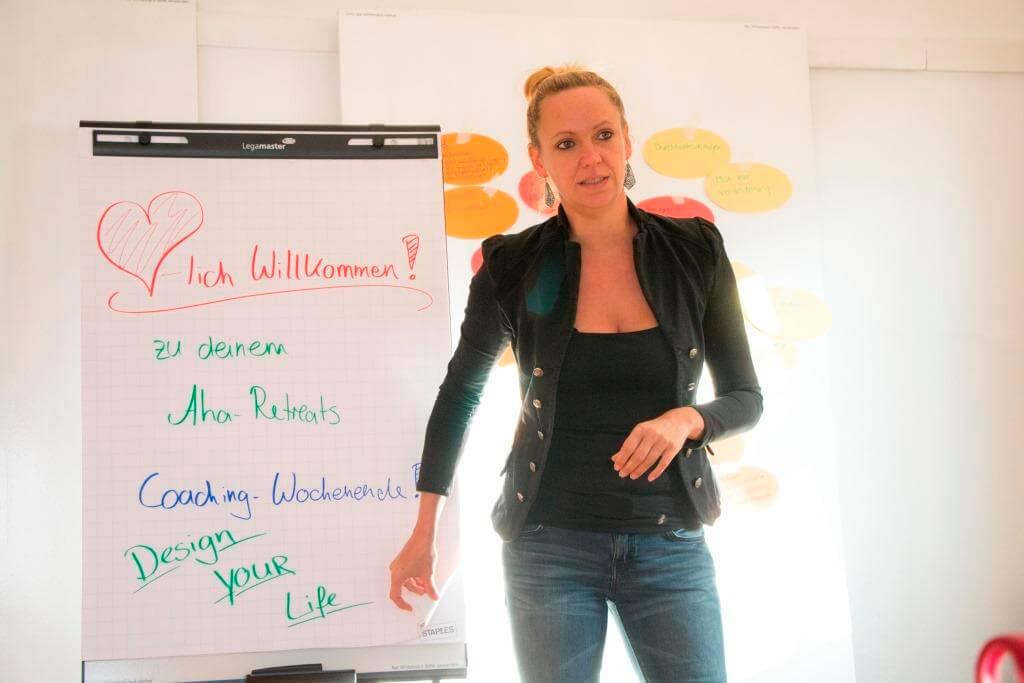 Steffi Losert Design Thinking Coaching berufliche Veränderung