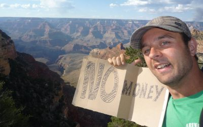 Michaels Story: Wie ich auf einer Reise ohne Geld lernte Veränderung anzunehmen