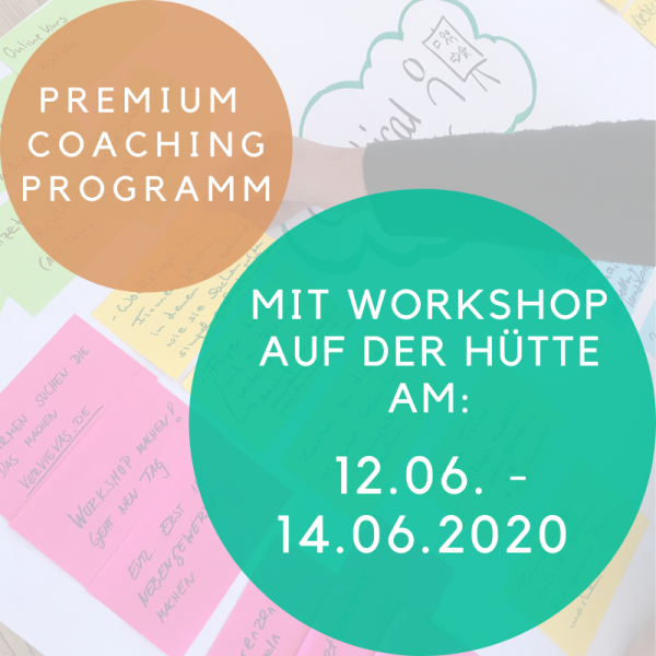 Coaching Wochenende Retreat Juni 20