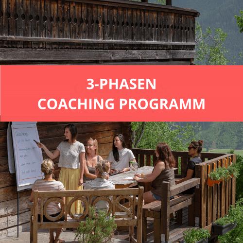 Coaching Programm zur NeuorientierungeruflichenNe