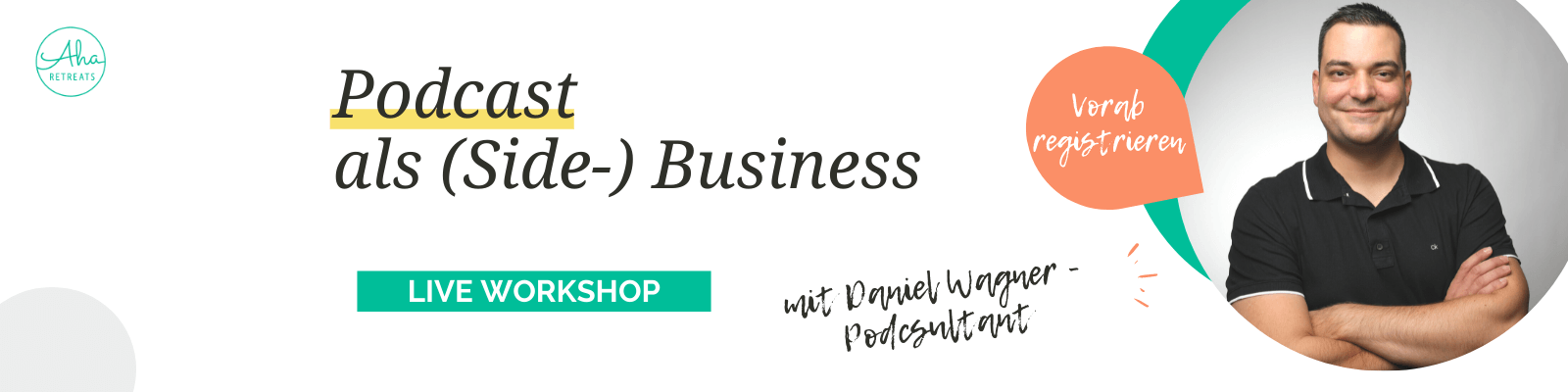 Podcast als (Side-) Business starten